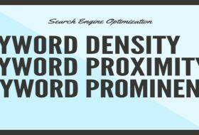 On-Page SEO – Keyword Density-Prominence & Proximity (Urdu/Hindi)