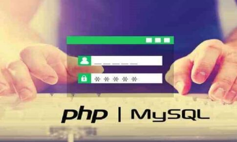 Student Registration System in PHP/MySQL in Urdu/Hindi