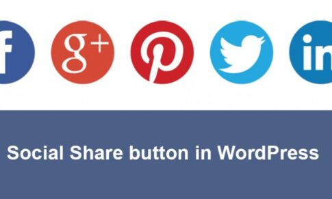 How to Add Beautiful Social Sharing Buttons in WordPress?