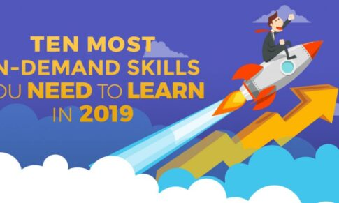 Skyrocket Your Career: Ten Most In-Demand Skills You Need To Learn In 2019